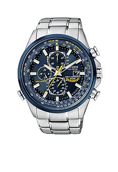 Citizen Citizen Eco-Drive Blue Angels World Chronograph A-T Watch