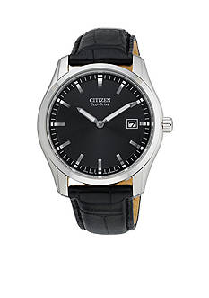 Citizen Eco-Drive Men's Straps Dress Watch