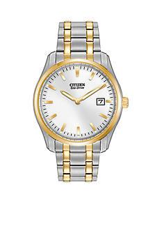 Citizen Eco-Drive Men's Two Tone Dress Watch
