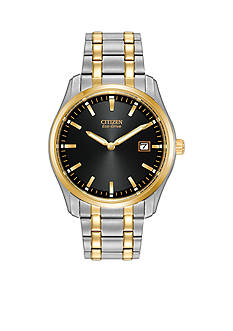 Citizen Eco-Drive Men's Dress Bracelet Watch