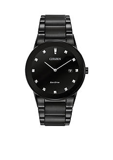Citizen Eco-Drive Men's Black Axiom Watch