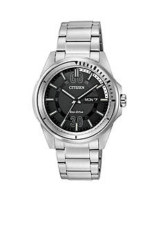 Drive from Citizen Eco-Drive Men's Stainless Steel Bracelet Watch