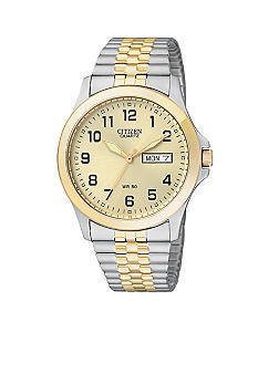 Citizen EDV Men's Two-Tone Watch