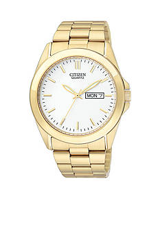 Citizen EDV Men's Quartz with Day and Date Watch - Online Only
