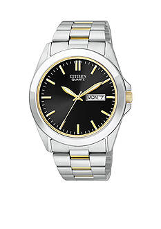 Citizen Quartz Men's Two-Tone Watch