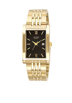 Citizen EDV Men's Gold Tone Watch