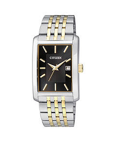 Citizen EDV Men's Quartz Two-Tone Watch
