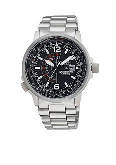 Citizen Men's Eco-Drive Nighthawk Watch