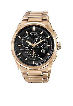 Citizen Men's Eco-Drive Perpetual Calendar Chronograph Watch