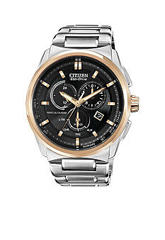 Citizen Men's Eco-Drive Perpetual Calendar Chronograph