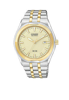 Citizen Eco-Drive Two-Tone Bracelet