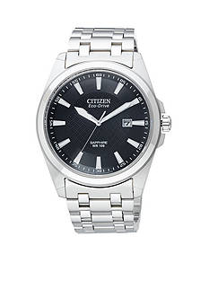 Citizen Men's Eco-Drive Corso Watch with Black Carbon Fiber Dial - Online Only