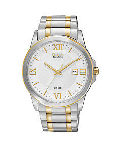 Citizen Men's Eco-Drive Two-Tone Watch