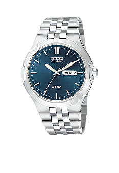 Citizen Gents Eco Drive Stainless Steel