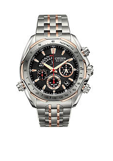 Citizen Eco-Drive Men's Signature Titanium Grand Complication Watch