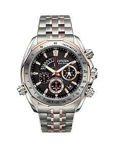 Citizen Eco-Drive Men's Signature Titanium Grand Complication Watch