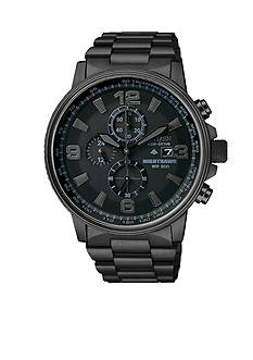 Citizen Eco-Drive Men's Ion Plated Watch