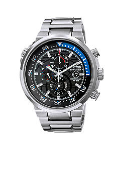 Citizen Eco-Drive Endeavor Chronograph Watch