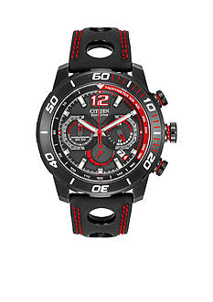 Drive from Citizen Eco-Drive Men's Primo Stingray 620 Chronograph Watch