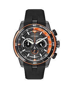 Citizen Men's Eco-Drive Ecosphere Chronograph Watch
