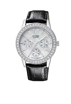 Citizen EDV Ladies' Stainless Steel Strap Watch