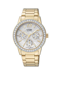 Citizen EDV Ladies' Gold Tone Watch