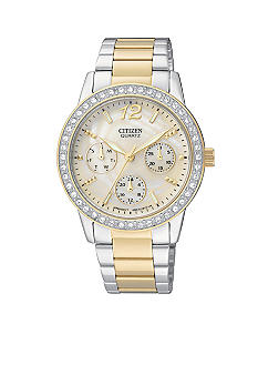 Citizen EDV Ladies' Two Tone Watch
