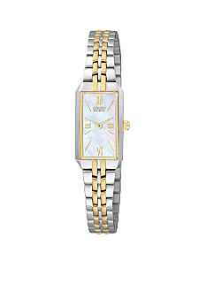 Citizen Ladie's Eco Drive Two Tone Watch