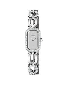 Citizen Eco-Drive Silhouette Crystal Jewelry Watch