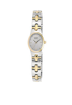 Citizen EDV Ladies' Two-Tone Watch