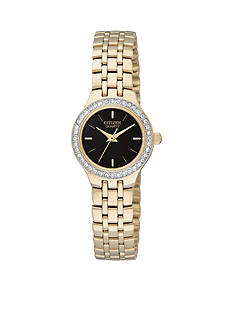 Citizen EDV Women's Gold-Tone Quartz Watch