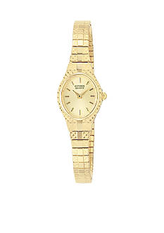 Citizen Quartz Ladies' Bangle Watch