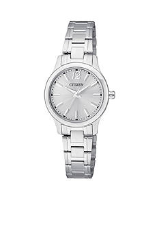 Citizen Women's Quartz Stainless Steel Three Hand Watch