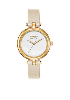 Citizen Eco-Drive Women's Jolie Fashion Strap Watch