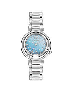Citizen Women's L Sunrise Eco-Drive Stainless Steel Diamond Watch