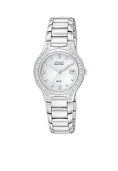 Citizen Eco-Drive Stainless Steel Modena