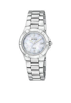 Citizen Ladies Eco Drive Stainless Steel
