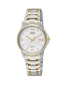 Women's Citizen Eco-Drive Two Tone Watch
