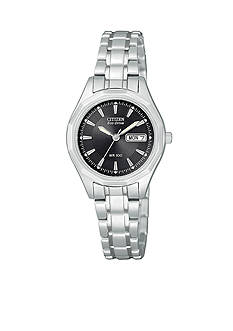 Citizen Eco-Drive Ladies' Sport Three Hand Basic Watch- Online Only