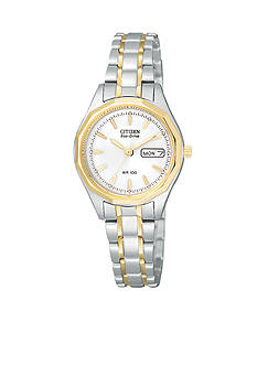 Citizen Women's Eco-Drive Two-Tone Sport Watch
