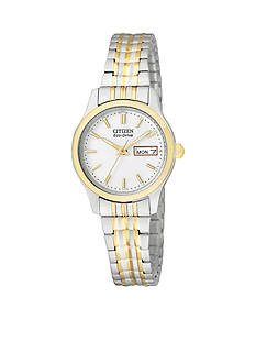 Citizen Eco-Drive Women's Two-Tone Watch