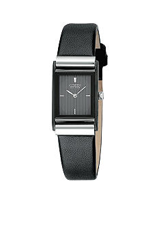Citizen Ladies Eco Drive- Black Dial Watch