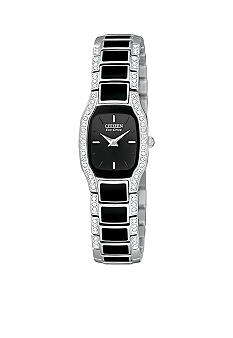 Citizen Ladies Eco Drive Normandie Stainless Steel