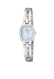 Citizen Ladies' Eco Drive Swarovski Crystal Bangle