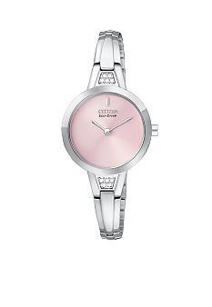 Citizen Eco-Drive Stainless Steel Bangle Watch