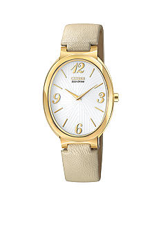 Citizen Ladies' Eco-Drive Allura Strap Watch