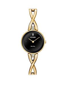 Citizen Women's Gold-Tone Watch
