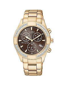 Citizen Ladies' Regent Chronograph Watch