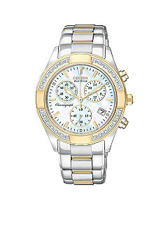 Citizen Eco-Drive Ladies' Regent Chronograph