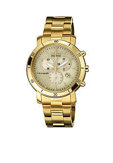 Citizen Drive from Citizen Eco-Drive Ladies' Gold Tone Chronograph